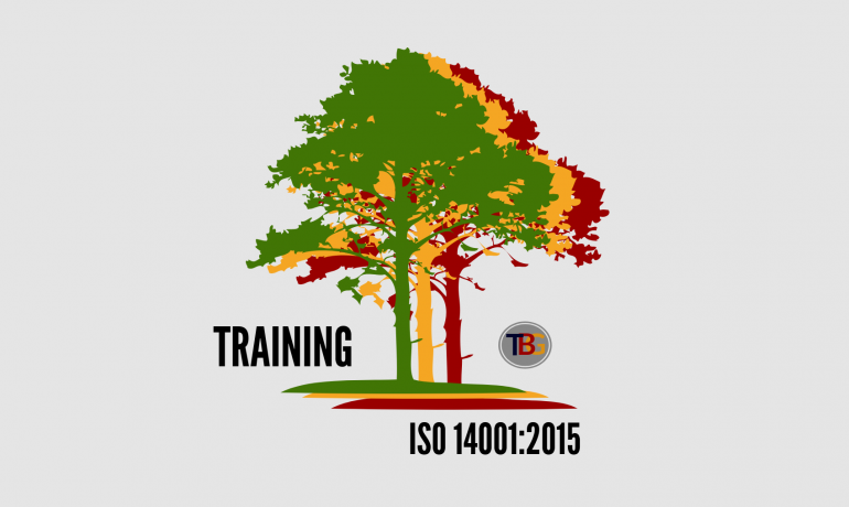 Training announcement - ISO 14001:2015