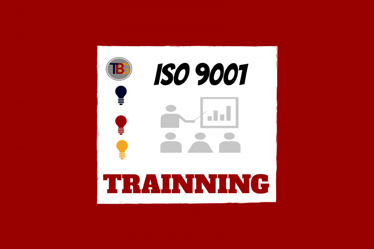 "training announcement - ""ISO 9001"""