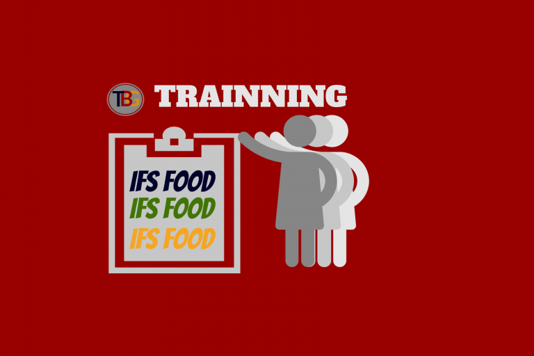 "training announcement - ""IFC FOOD"""