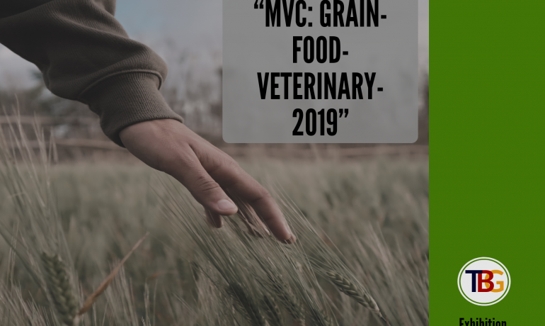 "XXIV International Specialized Trade and Industrial Exhibition  ""MVC: GRAIN-FOOD-VETERINARY-2019"""