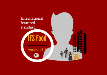 Implementation of requirements and documentation of IFS FOOD V.6.1. standard