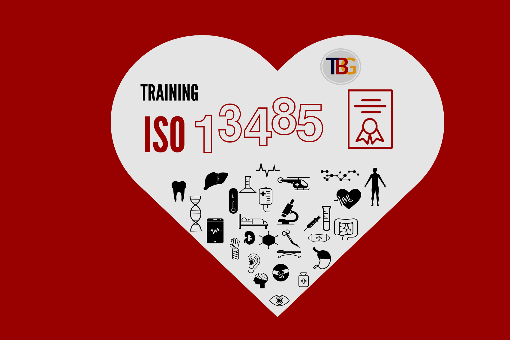 Quality management systems for enterprises manufacturing medical products – ISO 13485.